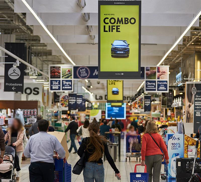 Circuito digital Carrefour
